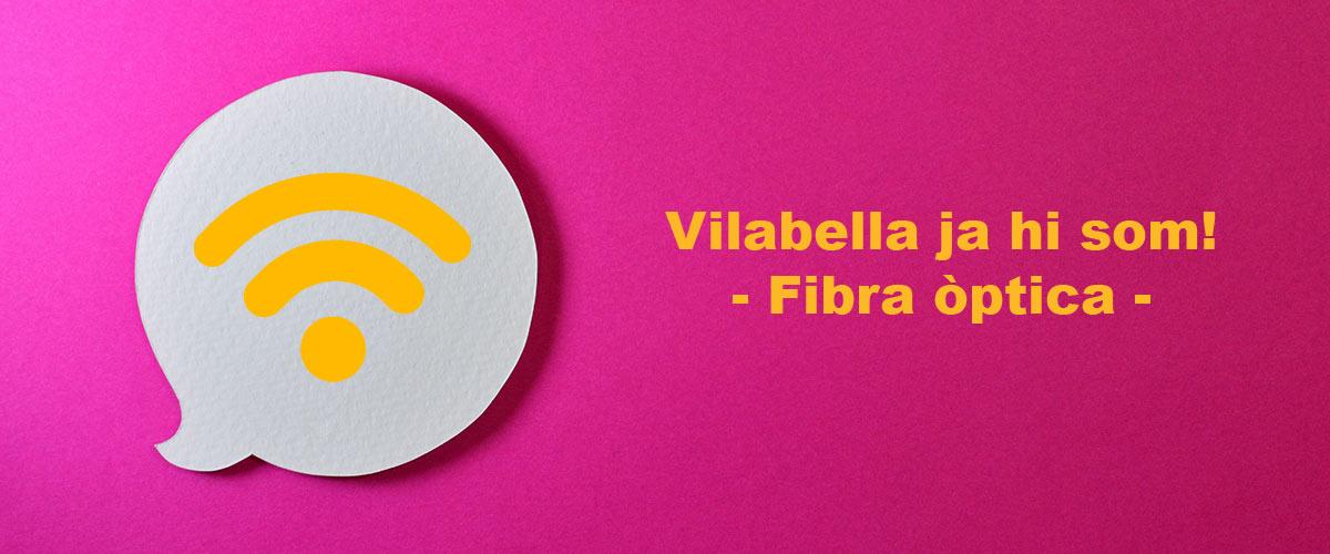 Fibra òptica a Vilabella